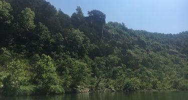 Rush Campground - Buffalo National River
