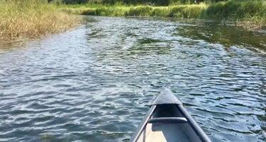 Fox Trap Canoe Campsite