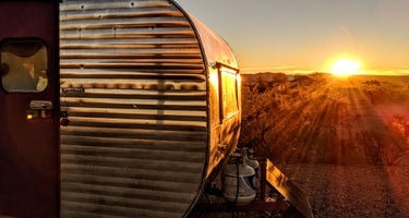 South Monticello Campground - Elephant Butte Lake State Park