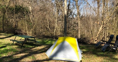 Vicksburg Battlefield Campground