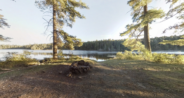 Middle Pond Campsite