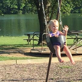 Loving the playground!