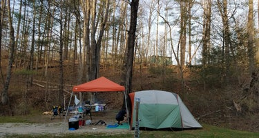 Middle Creek Campground