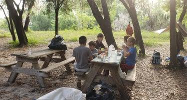 Oak Hill Campground - Peace River