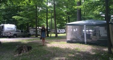 Buttersville Camp Ground