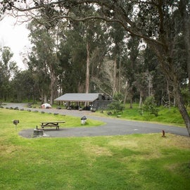 Campground - Grassy and open
