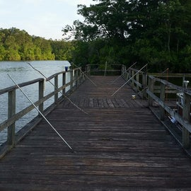 Local's creative fishing poles