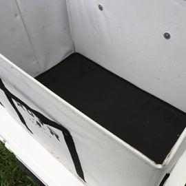 RovR RollR 60 tote bin