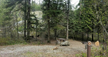 Lake Ellen West Campground