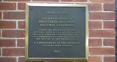 Oconto City Park Campground