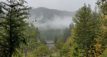North Santiam State Recreation Area