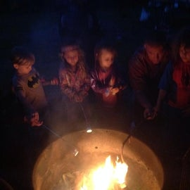 Campfire with SpiralScouts!