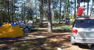 Magnolia Branch Wildlife Reserve RV/Tent Camping