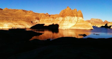 Bullfrog Campground - Glen Canyon National Recreation Area