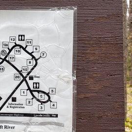 Blackberry Crossing Site Map