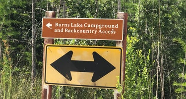 Burns Lake - Big Cypress National