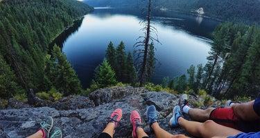 Sullivan Lake West Campground