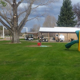 Play ground for the kids