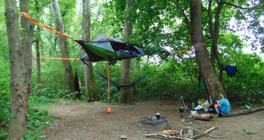 Mashipacong Island Campsite