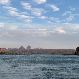 Beautiful Colorado River