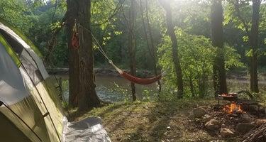 Twin Bridges Campground