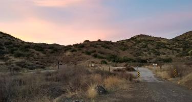 Dominguez Campground