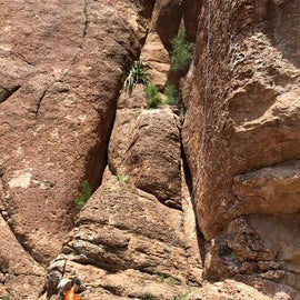 """World class bouldering and climbing here. The """"huecos"""" - or naturally occurring holes in the rock - make for interesting movement"""