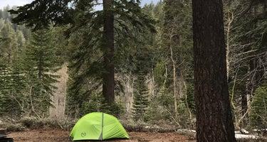 North Canyon - Lake Tahoe State Park