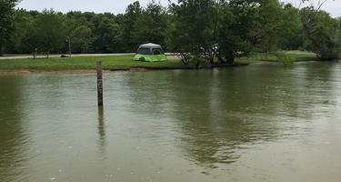 Green River Lake - COE/Pikes Ridge