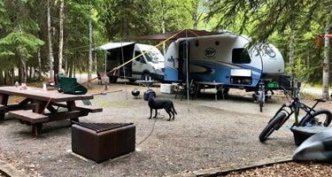 Quartz Creek Campground