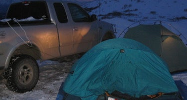 Hatcher Pass Backcountry Sites