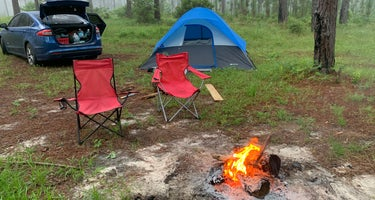 Hunters Camp - Calcasieu Ranger District