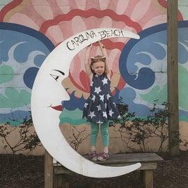 Carolina Beach boardwalk.