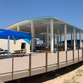 New Picnic Pavilion