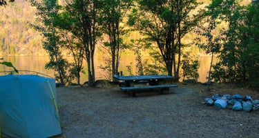 Moore Point Campground