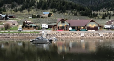 Yellowstone Holiday RV, Campground, & Marina