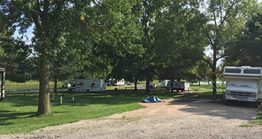 Cunningham Lake Dam Site 11 Campground