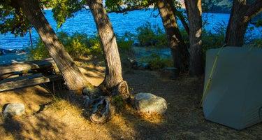 Mitchell Creek Campground