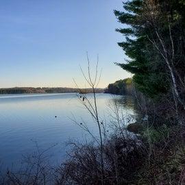 Hodenpyle Dam Lake