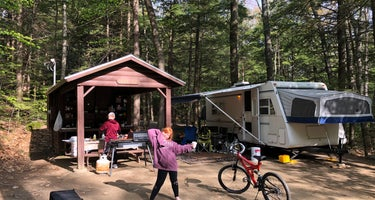 Papoose Pond Family Campground and Cabins