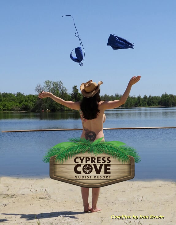 Calm  - Picture of Cypress Cove Nudist Resort