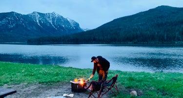 Hood Creek Campground