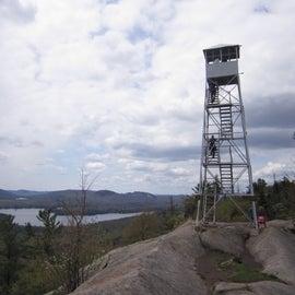 blue mtn fire tower