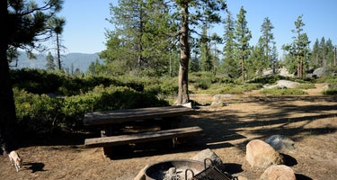 Big Meadow - Us Forest Service Stanislaus National Forest (ca)