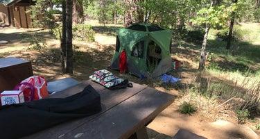San Bernardino National Forest Pineknot Campground