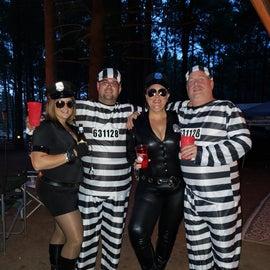 Halloween at camp