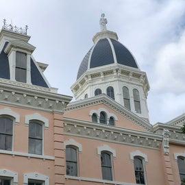 Marfa Courthouse