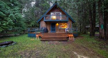 Snowline Cabin #48 - Mt. Baker Lodging