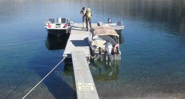 Florence Lake Campground