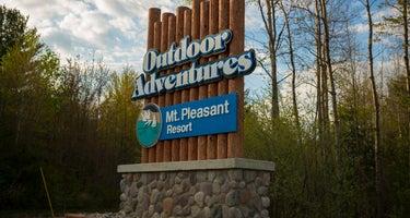 Outdoor Adventures Mount Pleasant Resort